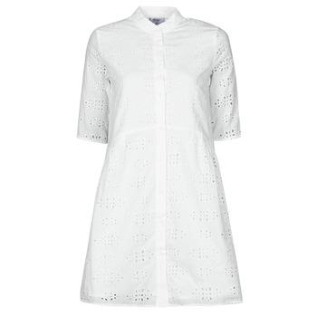 Ruhák Női Rövid ruhák Betty London ODA Fehér