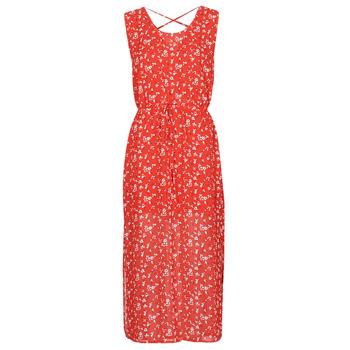 Ruhák Női Hosszú ruhák Moony Mood OUPLA Piros