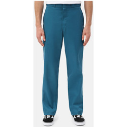 Ruhák Férfi Chino nadrágok / Carrot nadrágok Dickies Orgnl 874work pnt Kék