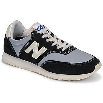 Cipők Férfi Rövid szárú edzőcipők New Balance 100 Kék / Fekete