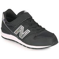 Cipők Gyerek Rövid szárú edzőcipők New Balance 996 Fekete