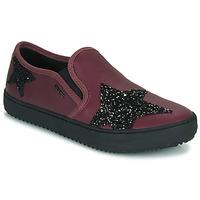 Cipők Lány Rövid szárú edzőcipők Geox J KALISPERA FILLE Lila