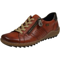 Cipők Női Rövid szárú edzőcipők Remonte Dorndorf R471738 Piros