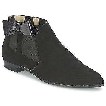 Cipők Női Csizmák Paco Gil PECANTI Fekete