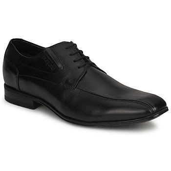 Shoes Férfi Oxford cipők Bugatti REVUME Fekete