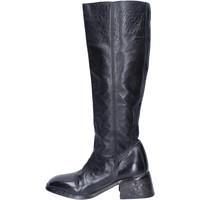 Cipők Női Városi csizmák Moma BJ236 Fekete