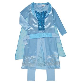 Ruhák Lány Jelmezek Fun Costumes COSTUME ENFANT PRINCESSE DES NEIGES Sokszínű