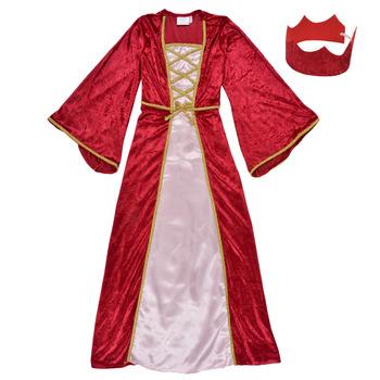 Ruhák Lány Jelmezek Fun Costumes COSTUME ENFANT REINE DE LA RENAISSANCE Sokszínű