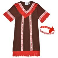 Ruhák Lány Jelmezek Fun Costumes COSTUME ENFANT INDIENNE FOX KITTEN Sokszínű