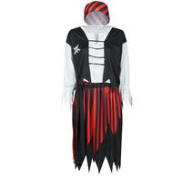 Ruhák Női Jelmezek Fun Costumes COSTUME ADULTE PIRATE SUZY Sokszínű