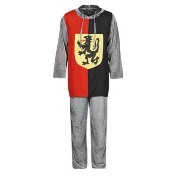 Ruhák Férfi Jelmezek Fun Costumes COSTUME ADULTE SIR GAWAIN Sokszínű