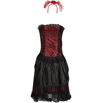 Ruhák Női Jelmezek Fun Costumes COSTUME ADULTE SALOON GIRL Sokszínű
