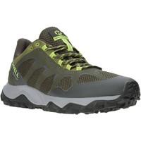 Cipők Férfi Divat edzőcipők Merrell J99621 Zöld