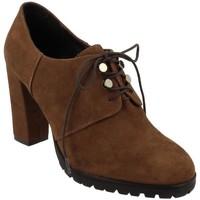 Cipők Női Oxford cipők & Bokacipők Bruno Premi  Marrón