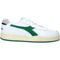 Cipők Férfi Rövid szárú edzőcipők Diadora 501175757 Fehér