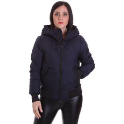 Ruhák Női Kabátok Refrigiwear RW8W13600NY3209 Kék