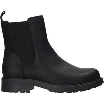 Cipők Női Csizmák Clarks 152332 Fekete