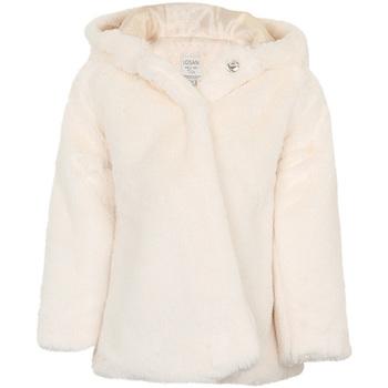 Ruhák Lány Kabátok Losan 026-2795AL Fehér
