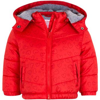 Ruhák Gyerek Steppelt kabátok Losan 028-2000AL Piros