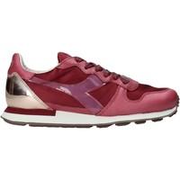 Cipők Női Rövid szárú edzőcipők Diadora 201172775 Piros
