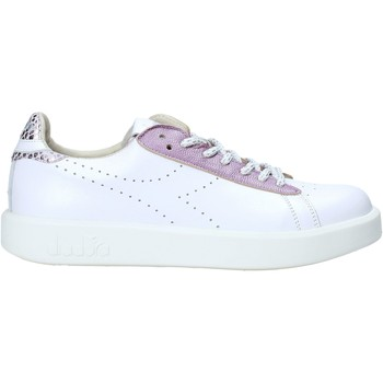 Cipők Női Rövid szárú edzőcipők Diadora 201173881 Fehér