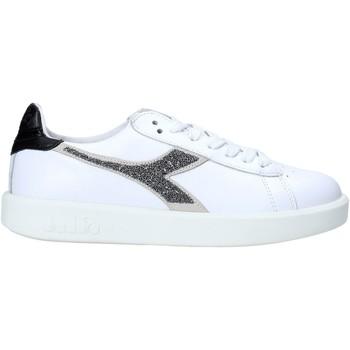 Cipők Női Rövid szárú edzőcipők Diadora 201173888 Fehér