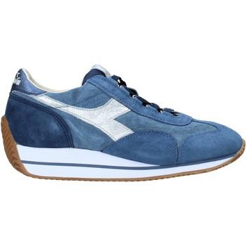 Cipők Női Rövid szárú edzőcipők Diadora 201173898 Kék