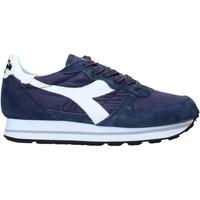Cipők Női Rövid szárú edzőcipők Diadora 201174905 Kék