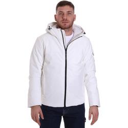 Ruhák Férfi Kabátok Refrigiwear RM8G09800XT2429 Fehér