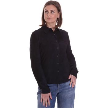 Ruhák Női Ingek / Blúzok La Carrie 092P-C-110 Fekete