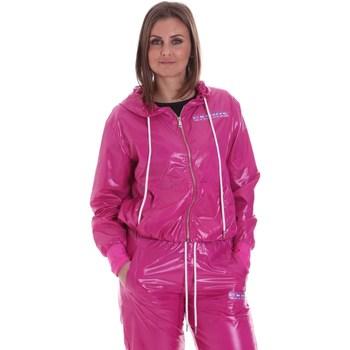 Ruhák Női Kabátok La Carrie 092M-TJ-450 Rózsaszín
