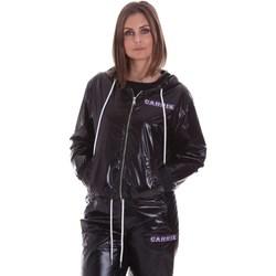 Ruhák Női Kabátok La Carrie 092M-TJ-410 Fekete