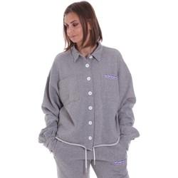 Ruhák Női Kabátok La Carrie 092M-TJ-320 Szürke
