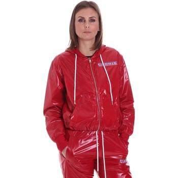 Ruhák Női Kabátok La Carrie 092M-TJ-430 Piros
