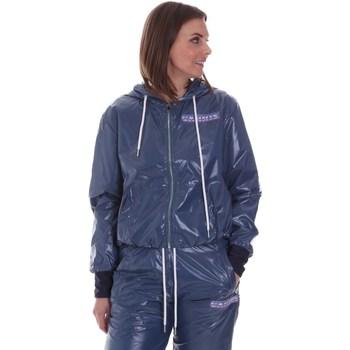 Ruhák Női Kabátok La Carrie 092M-TJ-440 Kék