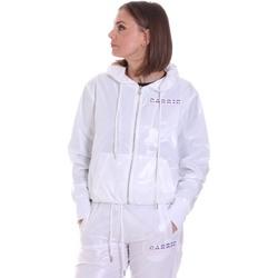 Ruhák Női Kabátok La Carrie 092M-TJ-420 Fehér
