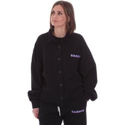 Ruhák Női Kabátok La Carrie 092M-TJ-310 Fekete