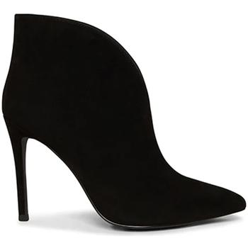 Cipők Női Csizmák Steve Madden SMSALANI-BLK Fekete
