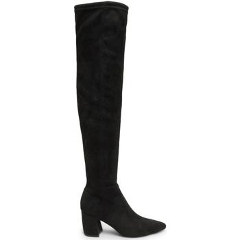 Cipők Női Csizmák Steve Madden SMSNIFTY-BLK Fekete