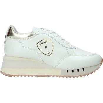 Cipők Női Divat edzőcipők Blauer F0CHARLOTTE05/LAN Fehér