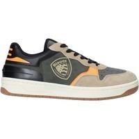 Cipők Férfi Rövid szárú edzőcipők Blauer F0DAYTON01/TUC Zöld