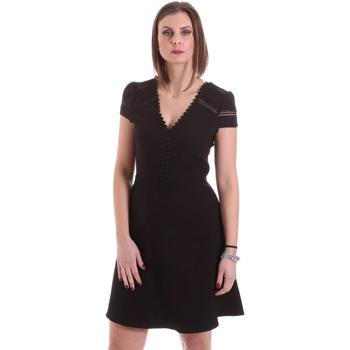 Ruhák Női Rövid ruhák Dixie A529M068 Fekete