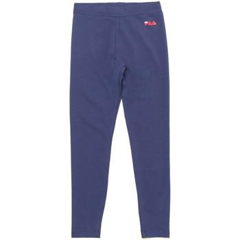Ruhák Lány Legging-ek Fila 688155 Kék
