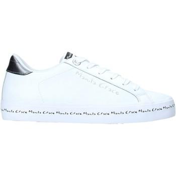 Cipők Női Divat edzőcipők Manila Grace S046LU Fehér