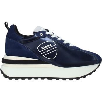 Cipők Férfi Divat edzőcipők Blauer F0MABEL01/NYL Kék