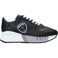 Cipők Férfi Divat edzőcipők Blauer F0MYRTLE02/LEA Fekete