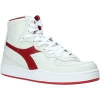 Cipők Női Magas szárú edzőcipők Diadora 501.171.823 Fehér