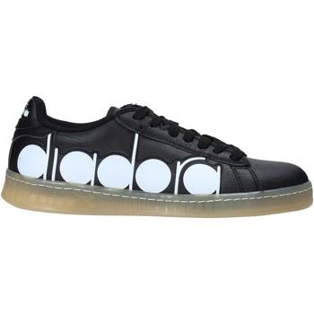 Cipők Női Rövid szárú edzőcipők Diadora 501.174.047 Fekete