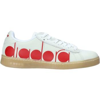 Cipők Női Rövid szárú edzőcipők Diadora 501.174.047 Fehér