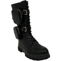 Cipők Női Csizmák Gold&gold B20 GA639 Fekete